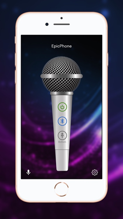 EpicPhone - Amplify Your Voice