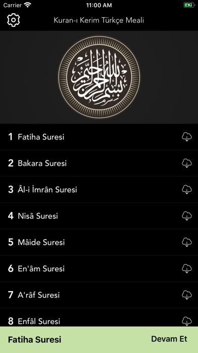 messages.download Kuran-ı Kerim Türkçe Meali software