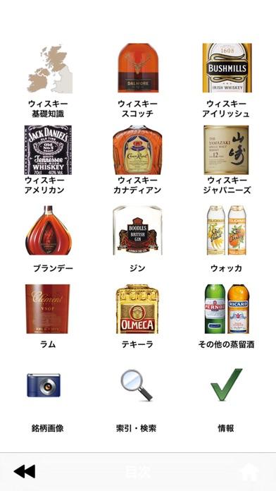 名酒手帳~700種類の解説と洋酒手帳 ScreenShot0