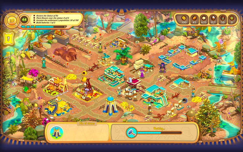 Great Empire: Relic of Egypt screenshot 8