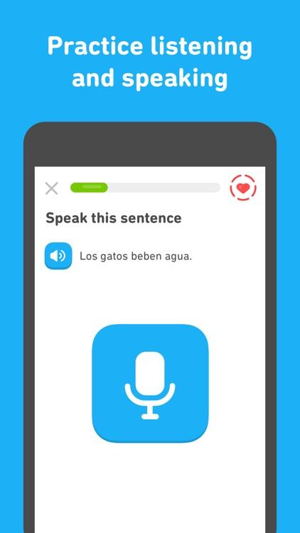 Duolingo screenshot-3