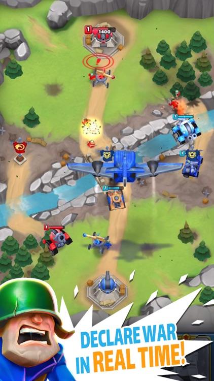Warhands: Epic clash PvP game screenshot-0