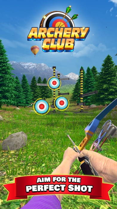Archery Club screenshot 1