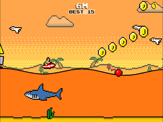 Super Wave Rider screenshot 5