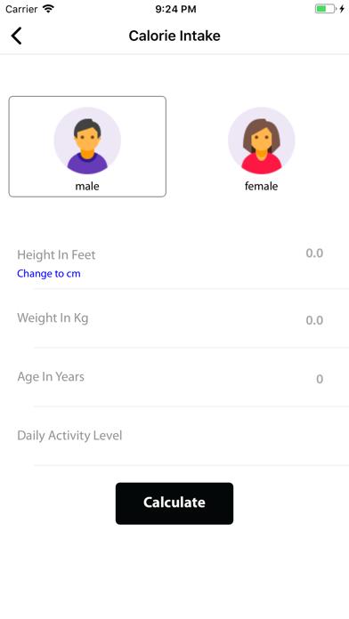 Fitness Legacy screenshot 2