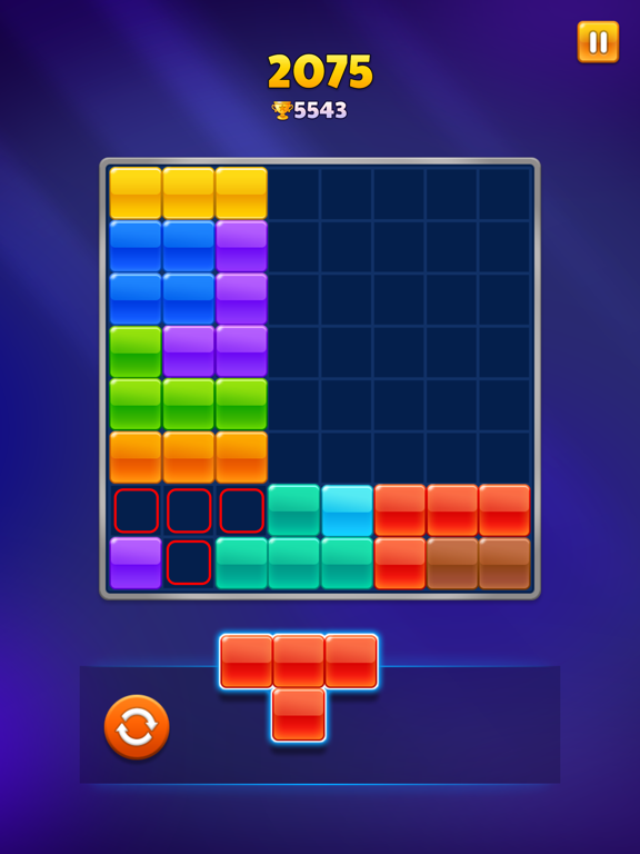 Perfect Block Puzzle screenshot 9