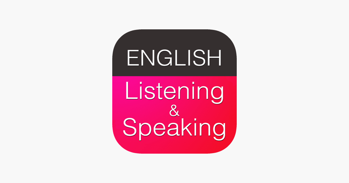 English Listening and Practice on the App Store