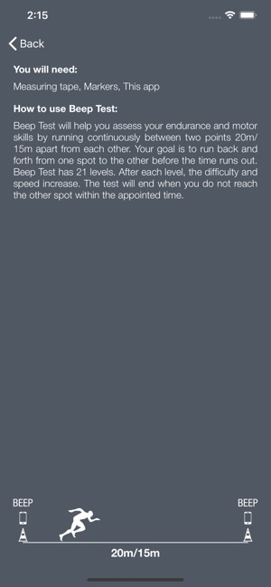 Beep Test Police Military Top On The App Store