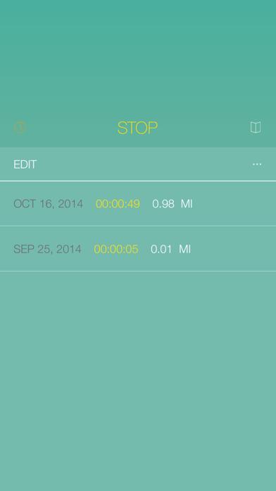 Odometer+ Screenshot