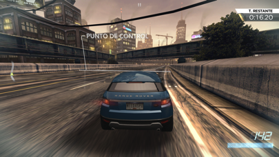 Screenshot for Need for Speed™ Most Wanted in Ecuador App Store