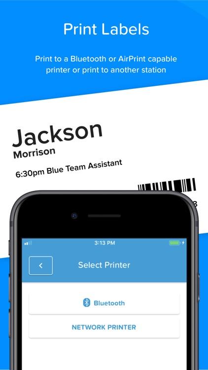 Check-In App screenshot-4