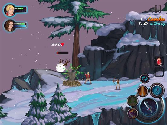 Echoes of Aeons screenshot 13