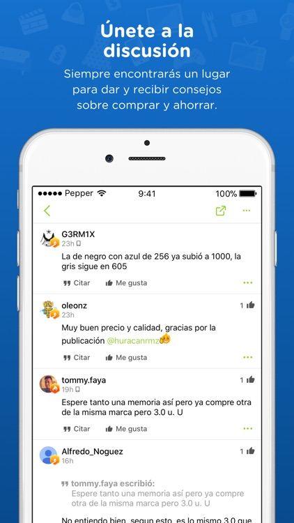 PromoDescuentos: ofertas screenshot-2
