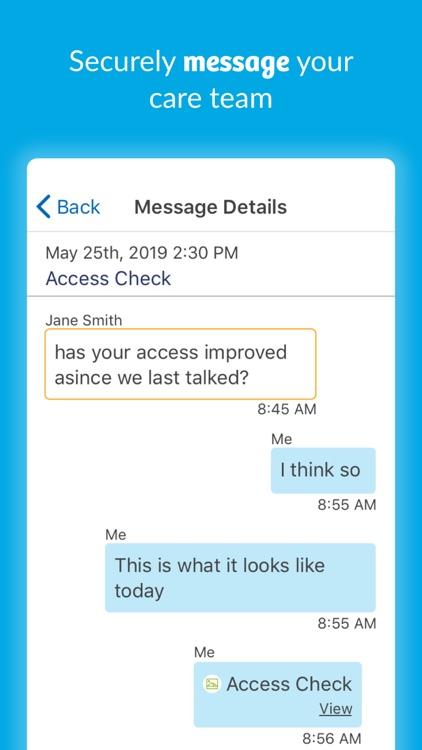 DaVita Care Connect screenshot-4