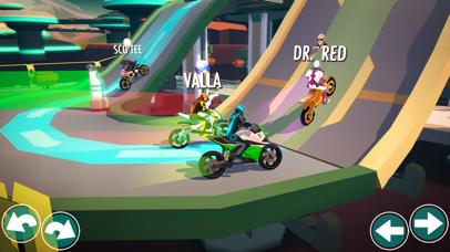 Gravity Rider オフロード系オートバイレースのおすすめ画像5