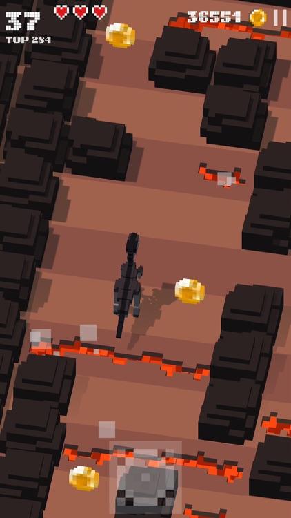 Jurassic Hopper 2 screenshot-4