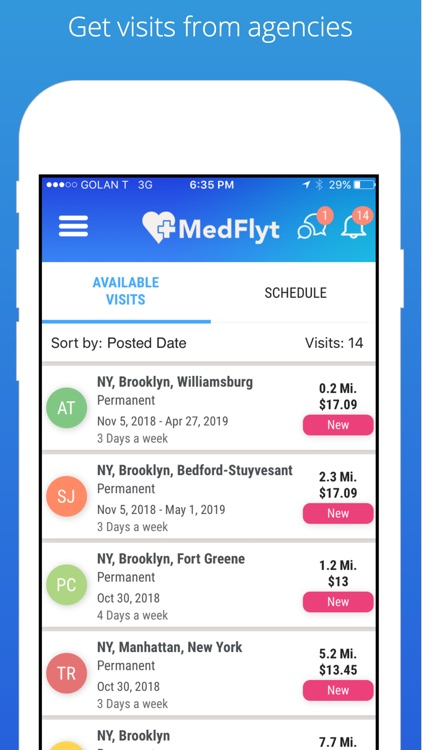 MedFlyt screenshot-0