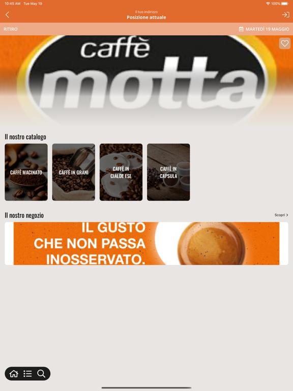 Caffè Motta screenshot 6