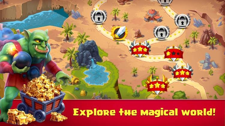 Toy Defense Fantasy — TD Tower screenshot-3