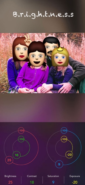 ‎Emoji Camera - unique filters Screenshot