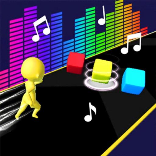 Color Run 3D : Music EDM