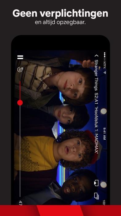 Screenshot for Netflix in Netherlands App Store