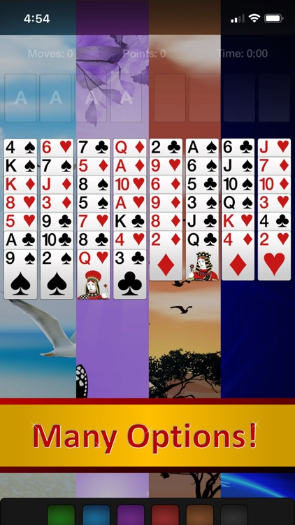 FreeCell Solitaire ‏‎ screenshot-4