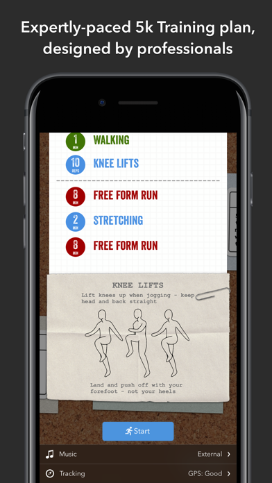 Zombies, Run! 5k Trainingのおすすめ画像3