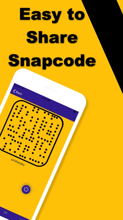 WristCode for Snapchat