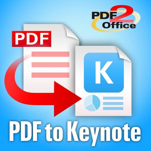 PDF to Keynote by PDF2Office