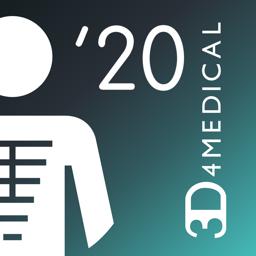 Ícone do app Complete Anatomy Platform 2020