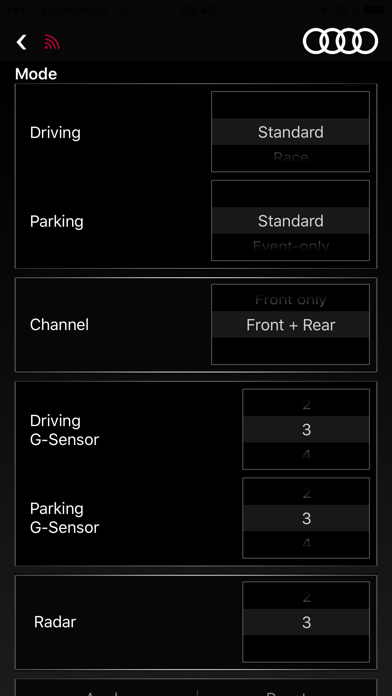 Universal Traffic Recorder screenshot three