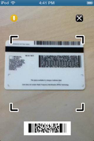 VeriScan Online - ID Scanner - náhled