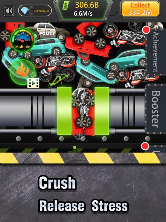 Crush Machine: Simulator Games screenshot 2