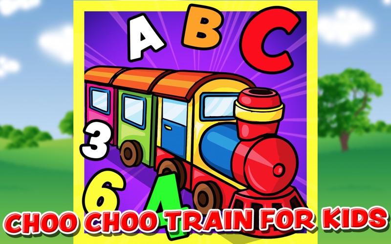 Choo Choo Train For Kids screenshot 1