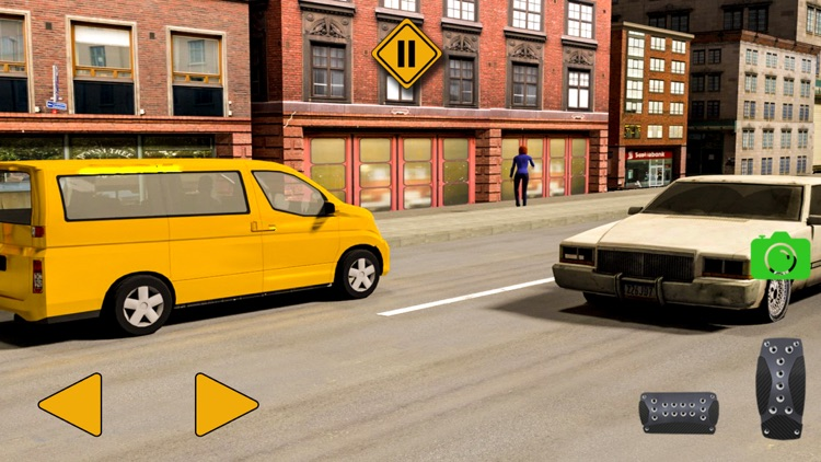 Exciting Taxi Driver Game screenshot-3