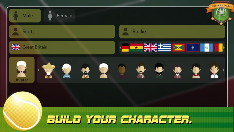 Tennis Superstar screenshot-0