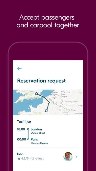 Screenshot for BlaBlaCar: Carpooling and Bus in Azerbaijan App Store