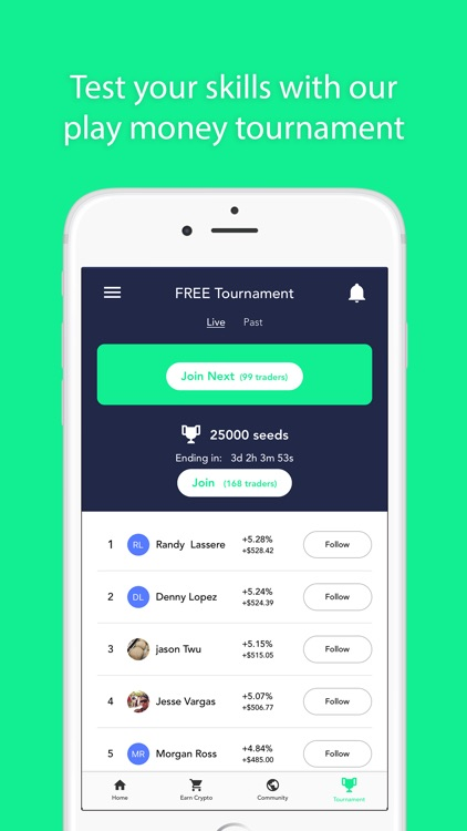 Coinseed - Earn, Invest Crypto screenshot-8