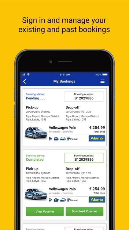Car Rental EconomyBookings.com screenshot-4