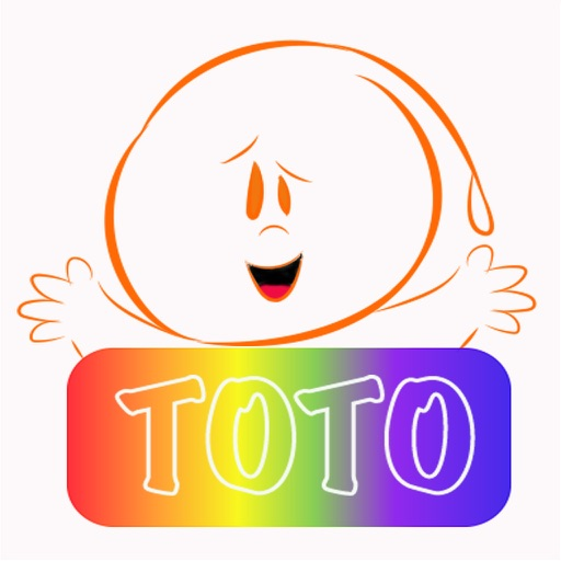 Toto Lgbtq Sticker