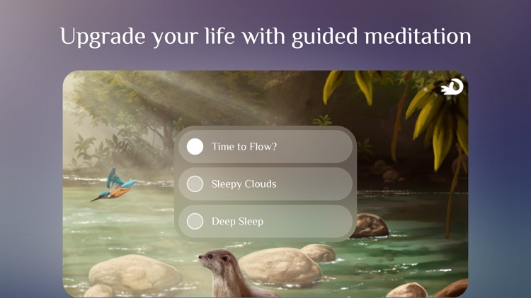 Flowing ~ Meditation in Nature screenshot-3
