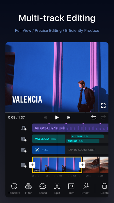 Unduh VN Video Editor pada Pc