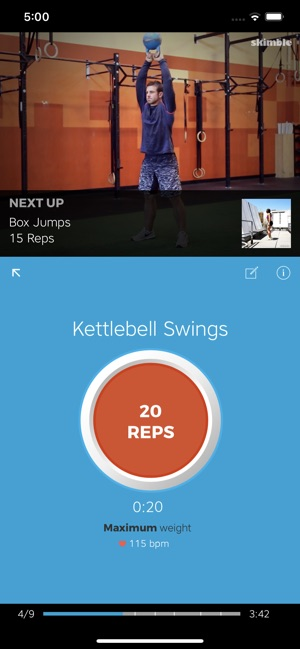 Workout Trainer: fitness coach on the App Store