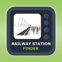 Railway Station Finder