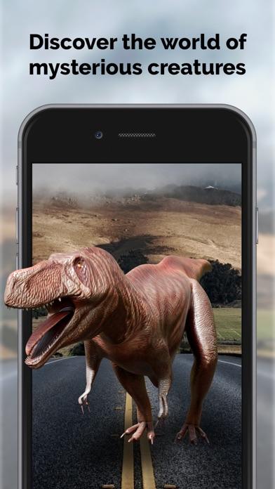 Dinosaurs in AR: Evolution