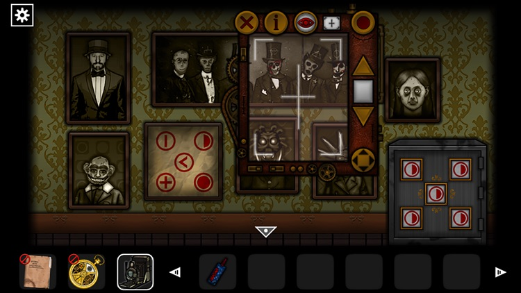 F.H. Disillusion: The Library screenshot-6