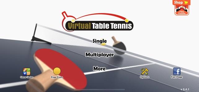 virtual table tennis on the app store rh itunes apple com