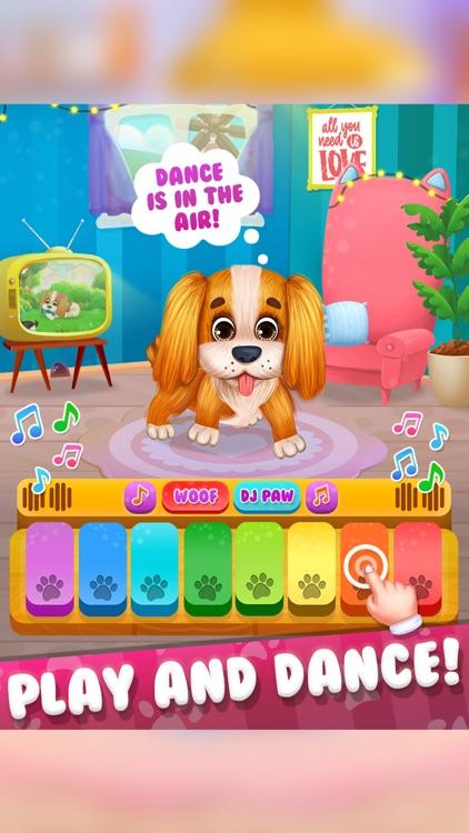 My Talking Pet Puppy screenshot-5