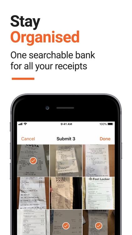 Receipt Bank screenshot-7